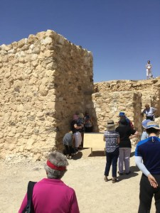 Arad fortress gate