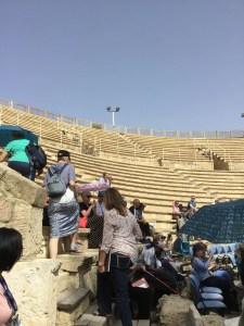 Caesarea Roman amphitheater