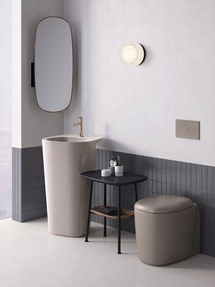 VitrA PLURAL  Fr ein Badezimmer als Ort der Geselligkeit