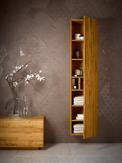 EDITION LIGNATUR  Badmbel aus Naturholz von KEUCO und TEAM7