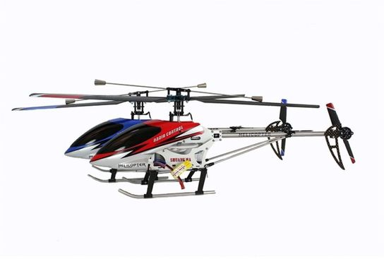3 Channel Double Horse 9104 Metal Frame RC Helicopter