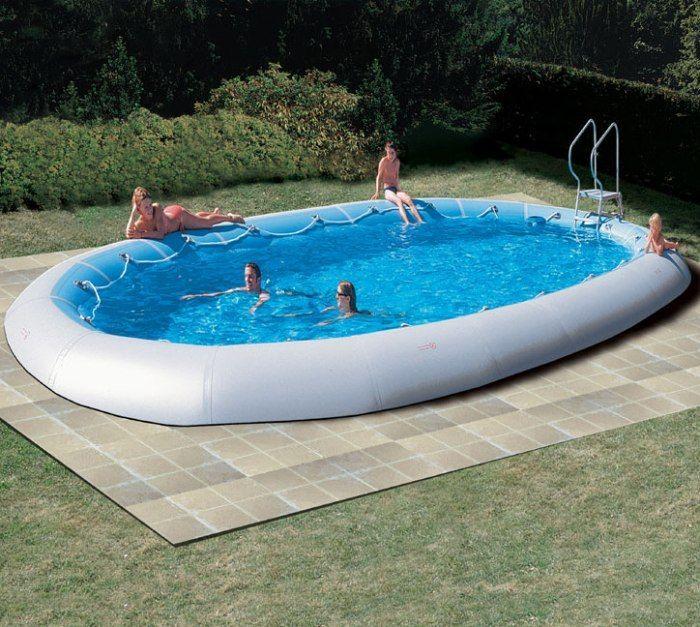 Zodiac Ovline Original Oval Pool 92m x 63m