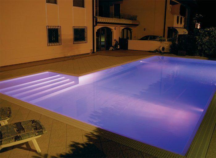 Certikin TK LED Pool Lights  Pool Lighting