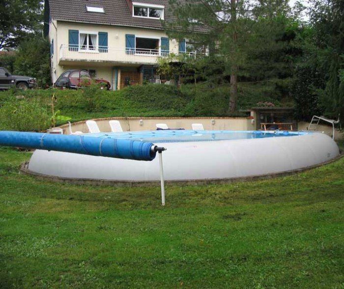 Zodiac Ovline Original Oval Pool 7m x 5m  Inflatable Pools