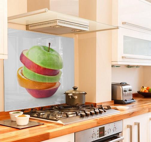 Glass Buy Printed Glass Splashbacks Fruit Slices