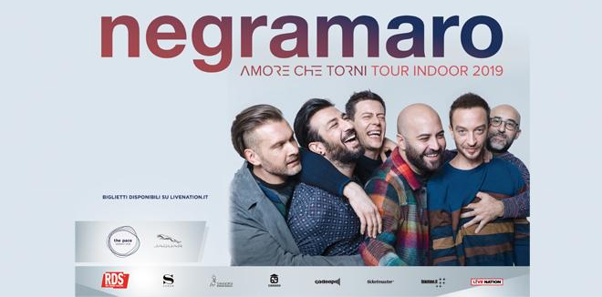 Negramaro live a Milano: scaletta, come arrivare, info e biglietti