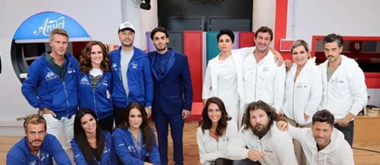 Amici Celebrities, ospiti della seconda puntata Alessandra Amoroso e Irama
