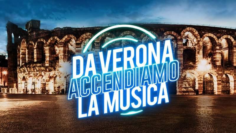 """""""Da Verona accendiamo la musica"""": la conferenza stampa"""