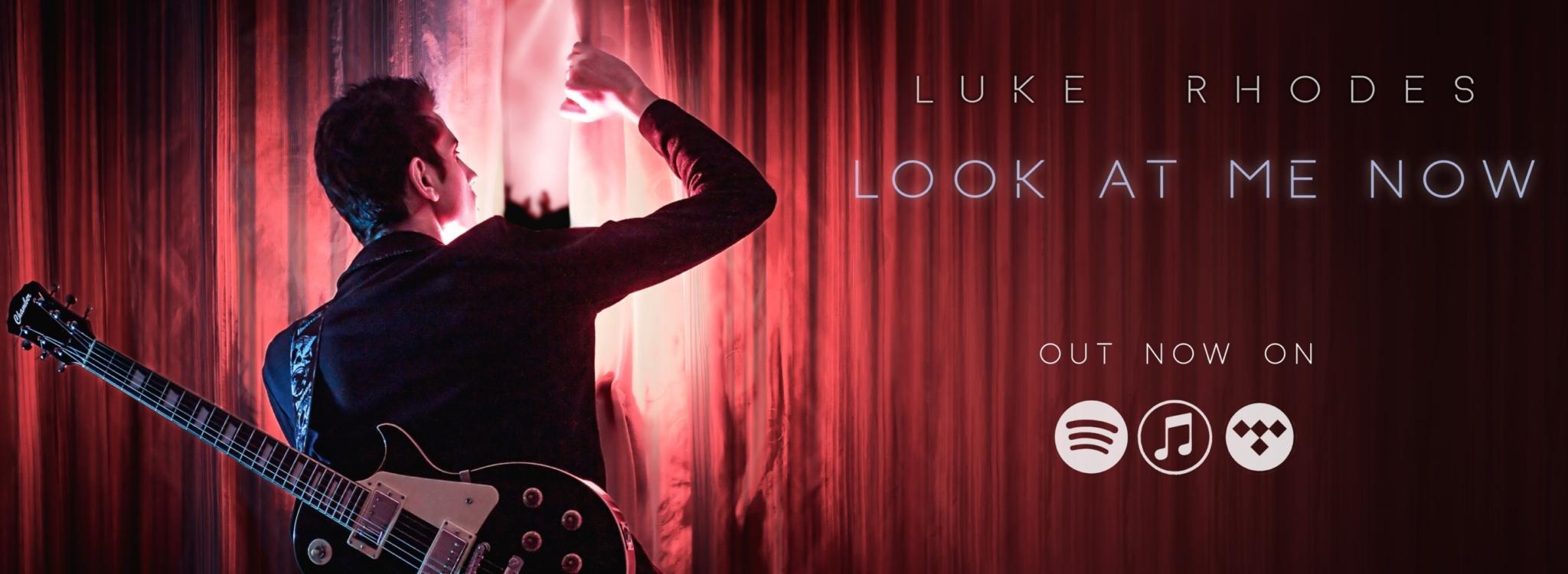 """Luke Rhodes: """"La parola di questo autunno? Sicuramente 'LIVE'!"""" – INTERVISTA"""