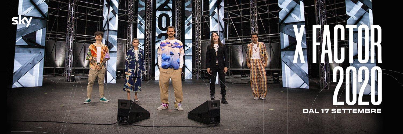 X FACTOR 2020, al via dal 17 Settembre la nuova edizione  su Sky Uno