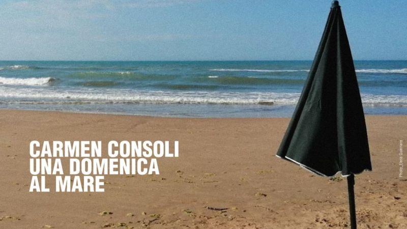 """Carmen Consoli 'voleva fare la rockstar': un album, un tour e """"Una domenica al mare"""""""