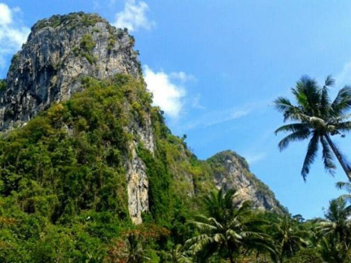 Jungle & Mountains on Koh Mook