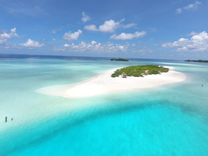 Sand bank Madivaru Finolhu
