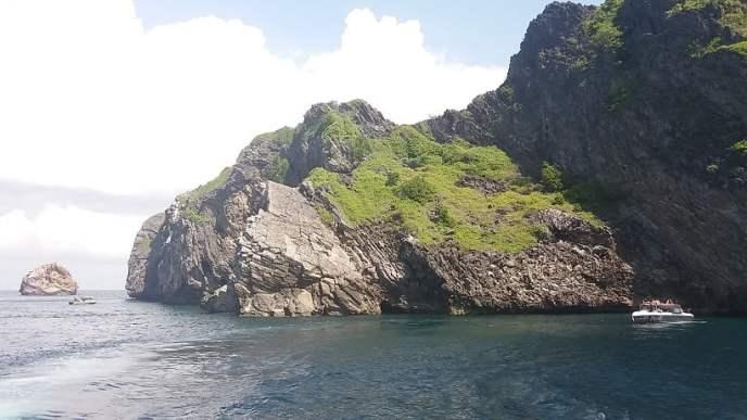 the 5 islands, Koh Lanta duikstekken