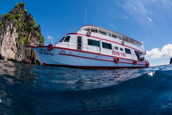 Kon-Tiki Dive Centre Boat