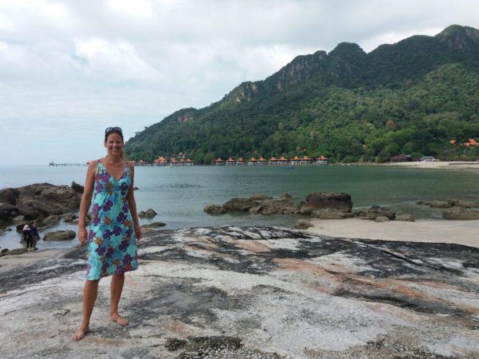 Geopark Gazette Beach, Langkawi Islad, Malaysia
