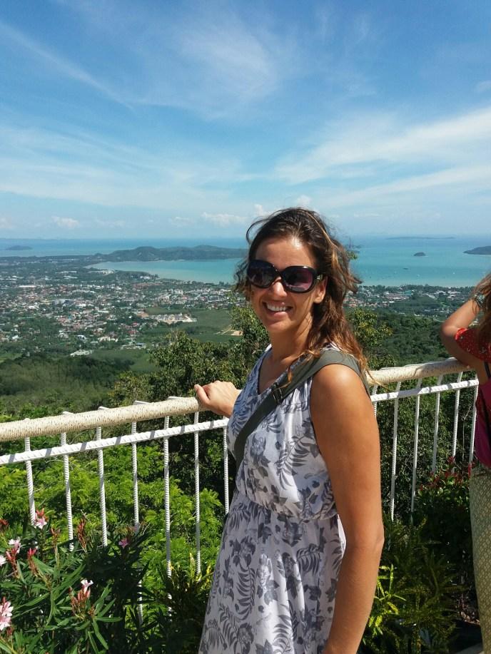 View Point Phuket Island in Thailand
