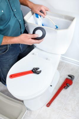 Toilet repair in Rancho Santa Margarita CA