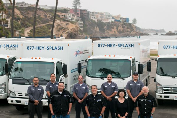 Our crew of Plumbers in Huntington Beach