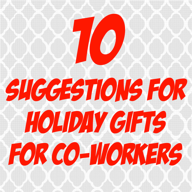 10 suggestions for holiday