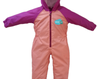 Front - Fairy Splashsuit | Kids Splash Suit | Kids Rain Suit