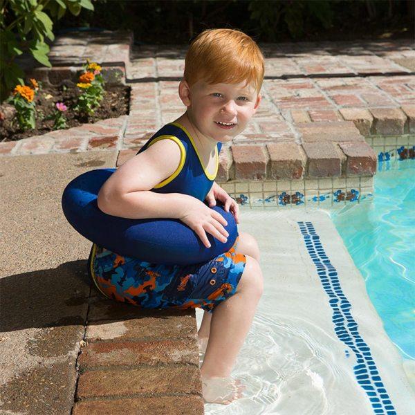 Poolmaster Swimming Pool Children Inflatable Tube Trainer