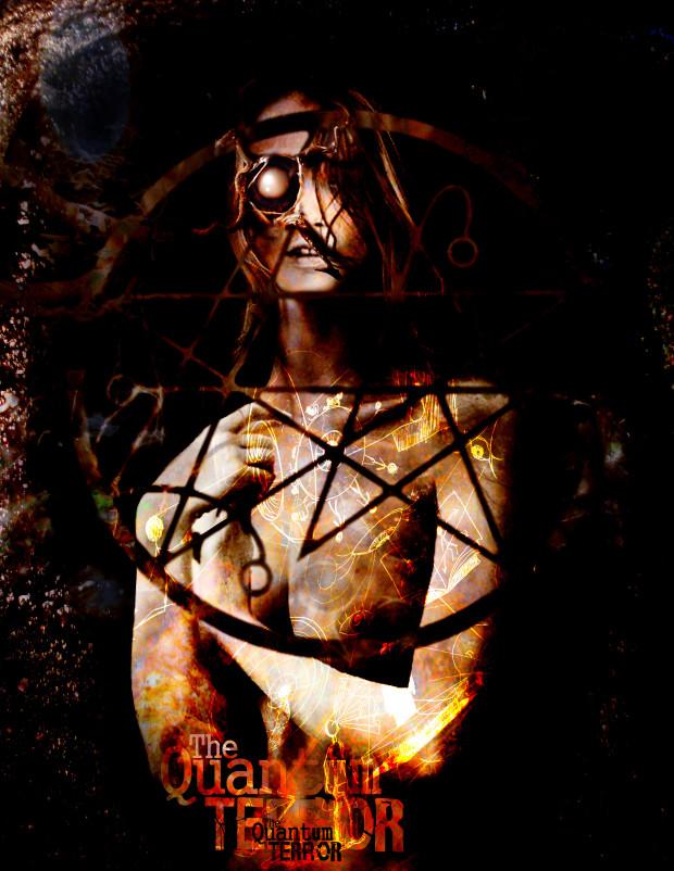 Quantum Terror Poster