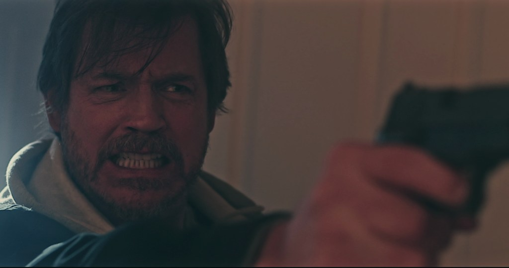 Michael Pare in The Shelter