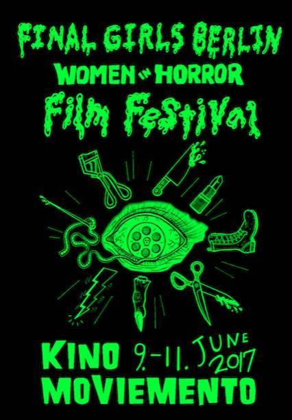 Final Girls Berlin Film Festival Poster