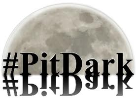 #PitDark logo by Saren Richardson
