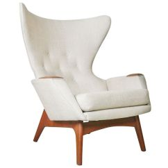 Tom Dixon Wing Back Chair Hanging From Roof Modern Wingback Chairs