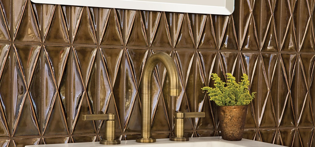 Decorating With Warm Metallics  Copper Bronze  Gold