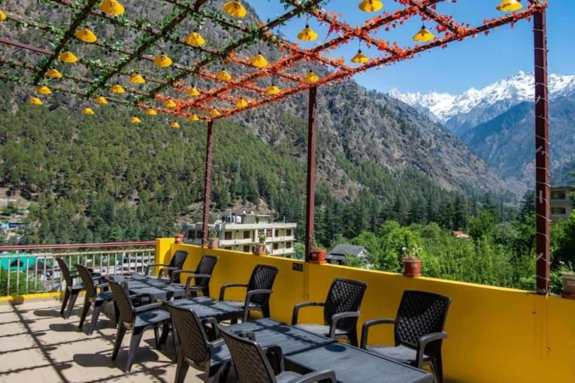 The hosteller Kasol