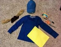 DIY Dog Man Costume - Splendry