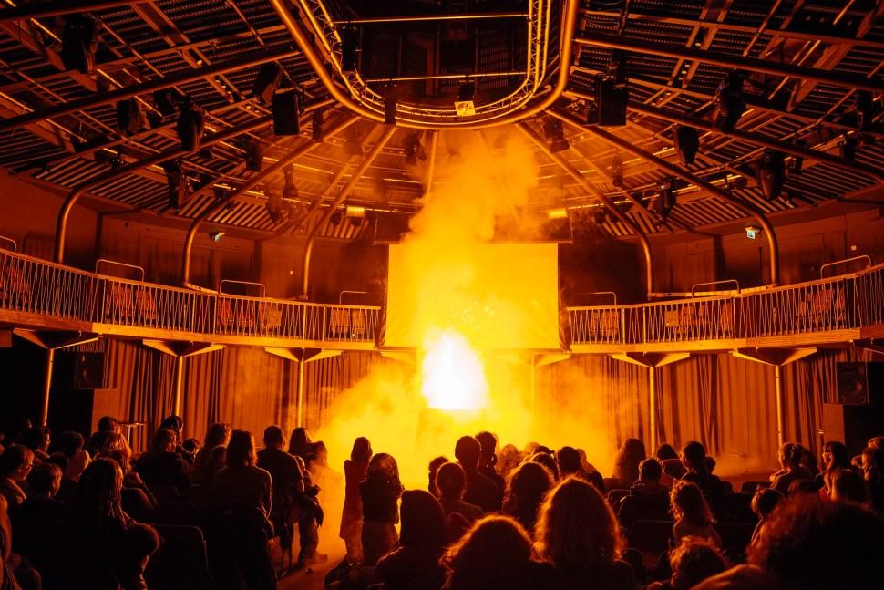 Albany Theatre by Splento SmashFestUK