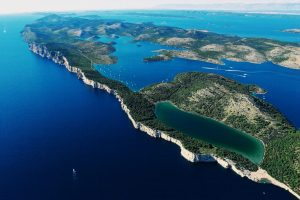 The 1000 islands route panoramic flight - SplitAir