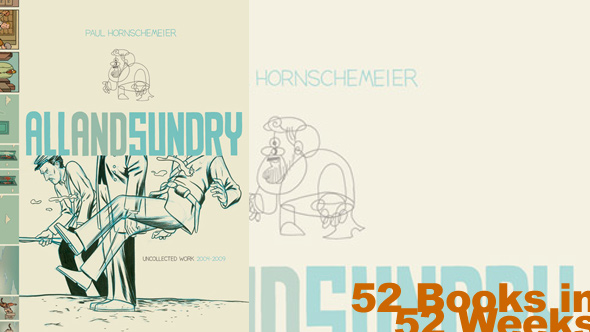 all and sundry, by paul hornschemeier