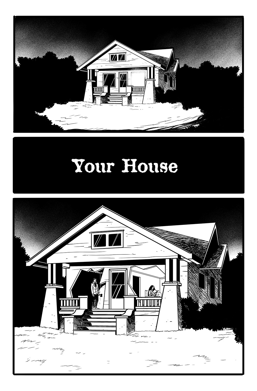 Safe As Houses, page 8