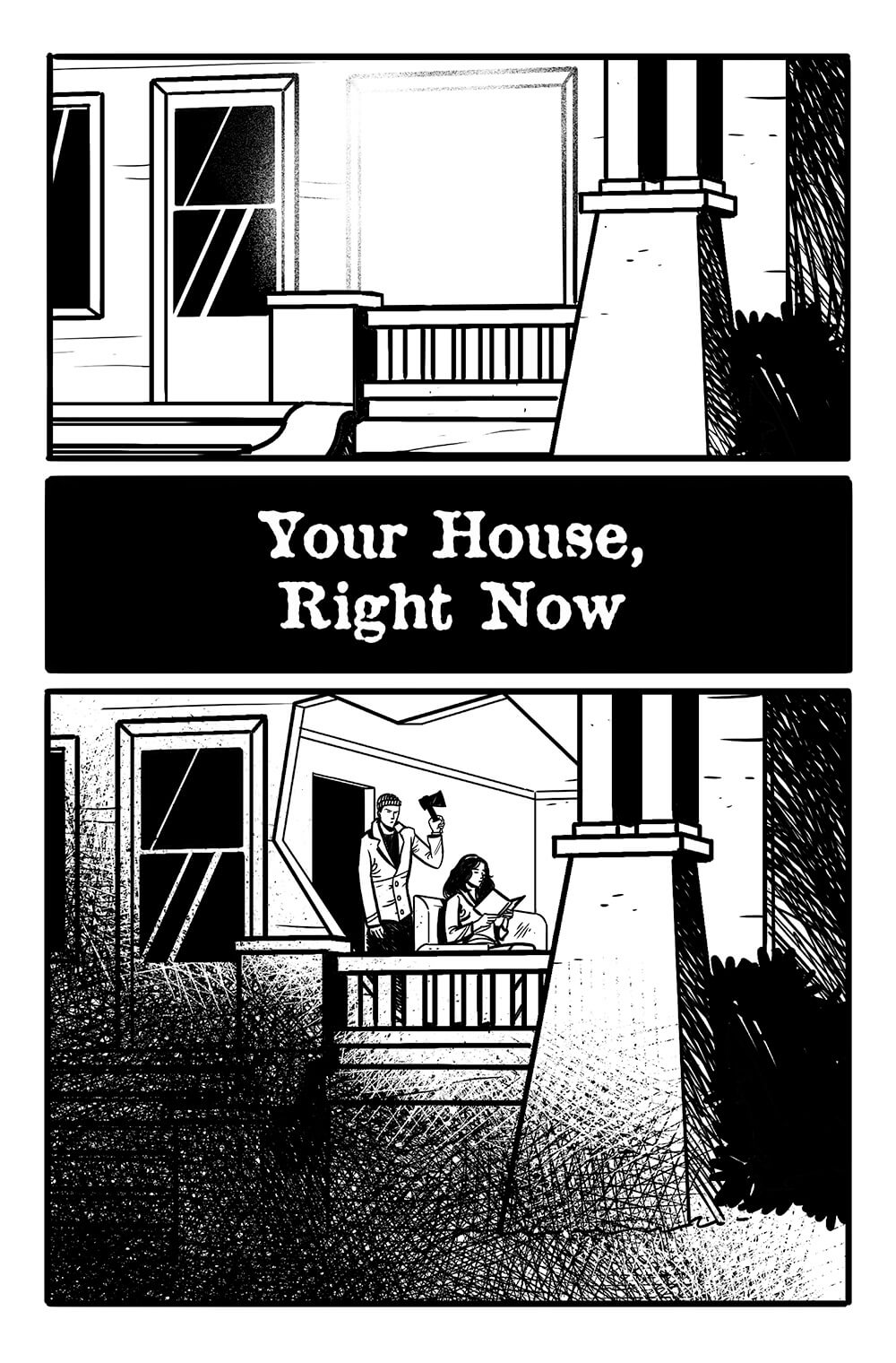 Safe As Houses, page 9
