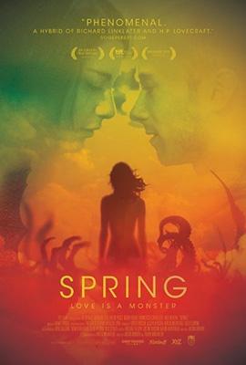 spring movie poster