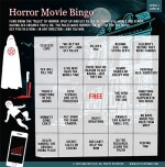 horror movie bingo