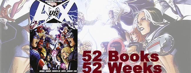 avengers vs x-men TPB