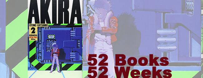 Akira vol. 2, by Katsuhiro Otomo
