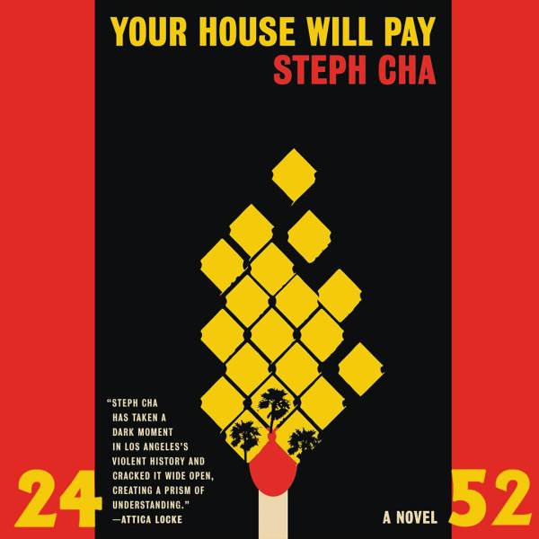 your house will pay, by steph cha