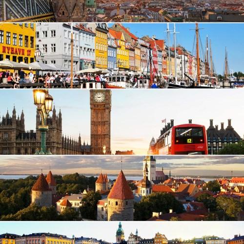 lavorare in Europa