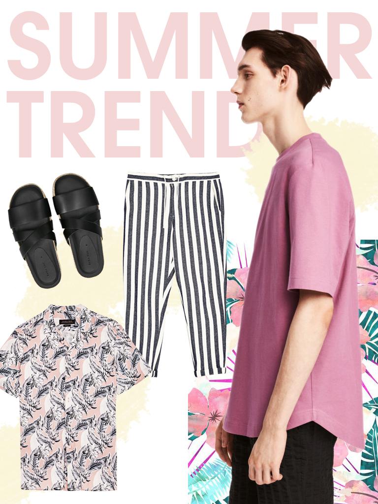 tendenze uomo estate 2017