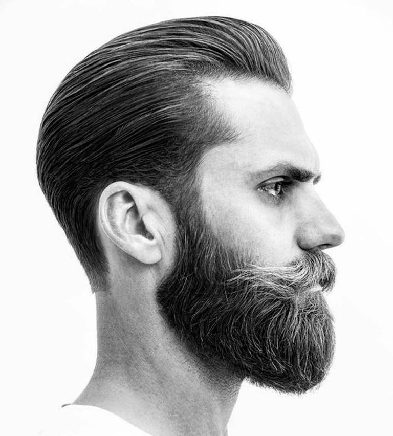 barba uomo