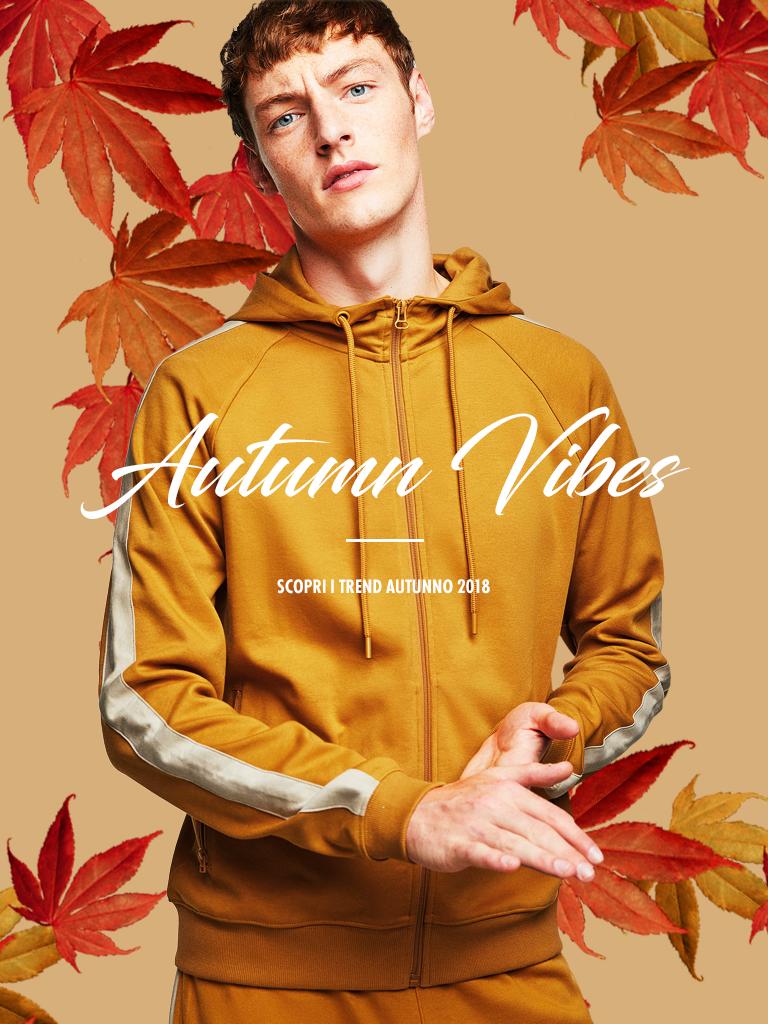 tendenze uomo autunno