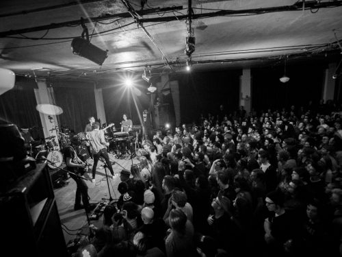 Photos: Car Seat Headrest and Naked Giants kick off 'Twin Fantasy' tour at WOW Hall