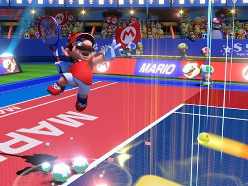 'Mario Tennis Aces' is an arcade sports game done right — if you're willing to uncover its intricacies